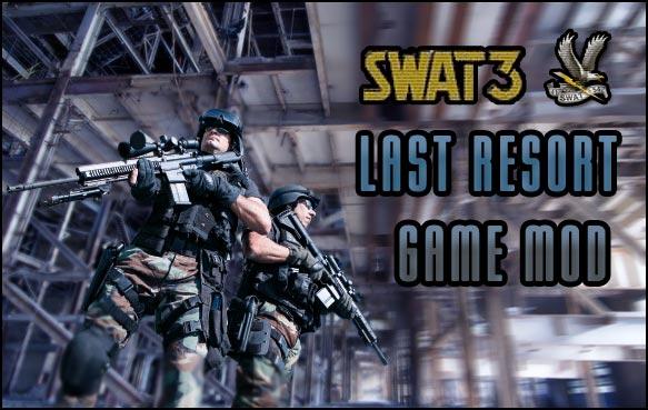 last resort (video game)